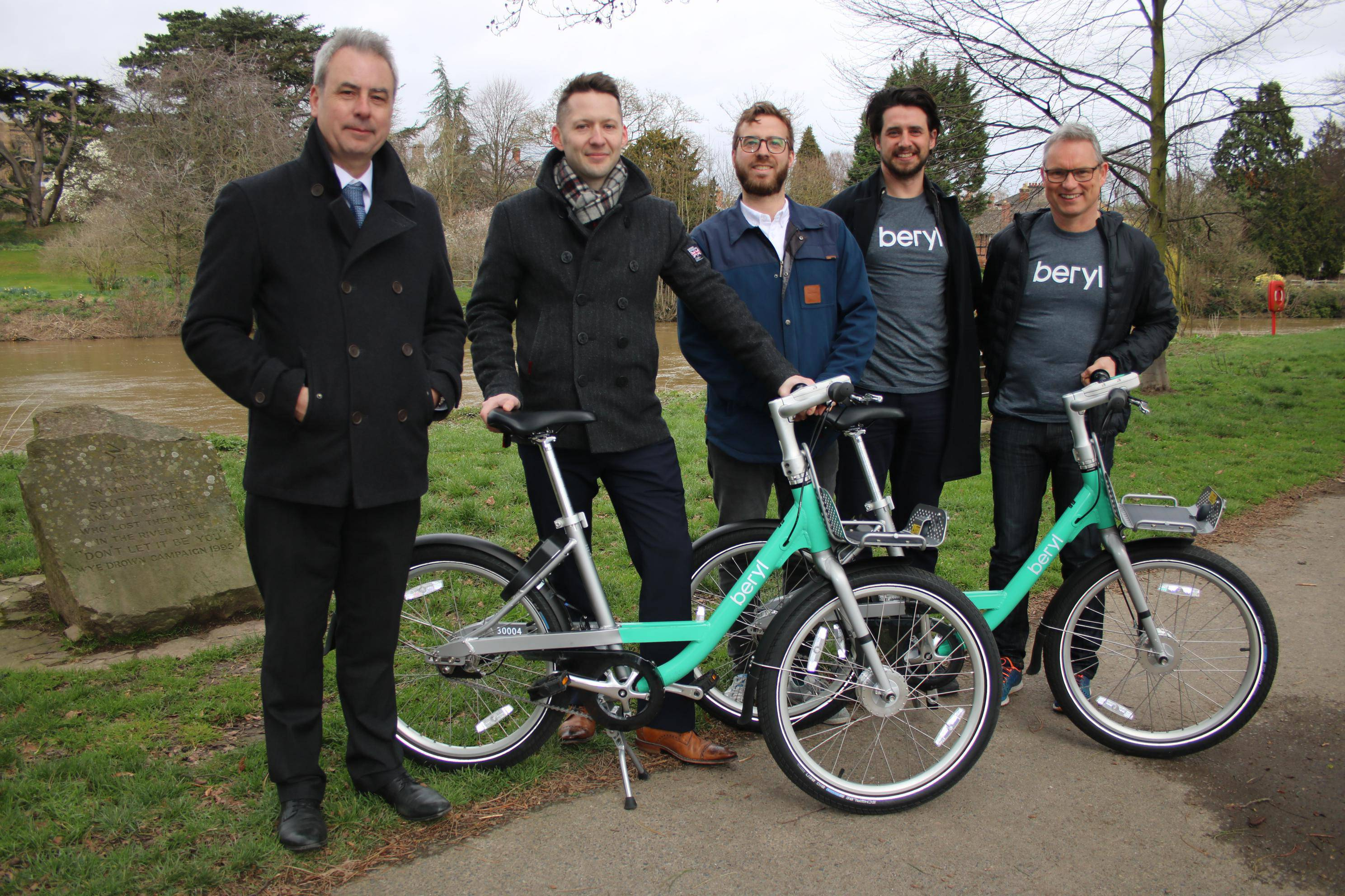 Travelling around Hereford by bicycle will soon become easier, thanks to the introduction of a bike share scheme in the city