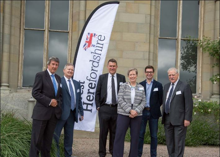 We're backing Herefordshire convention