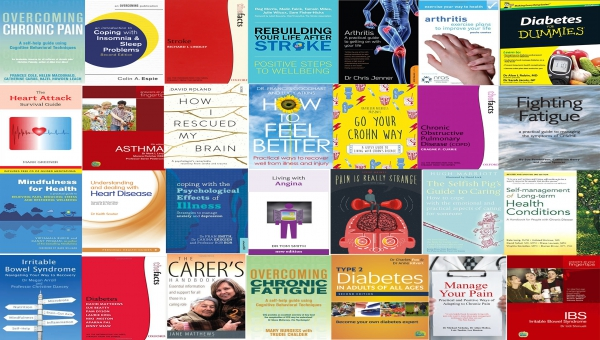 Front cover collage of Books on Prescription