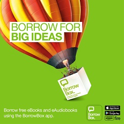 Borrowbox - Borrow for Big Ideas