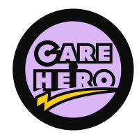 Image of Care Heroes logo