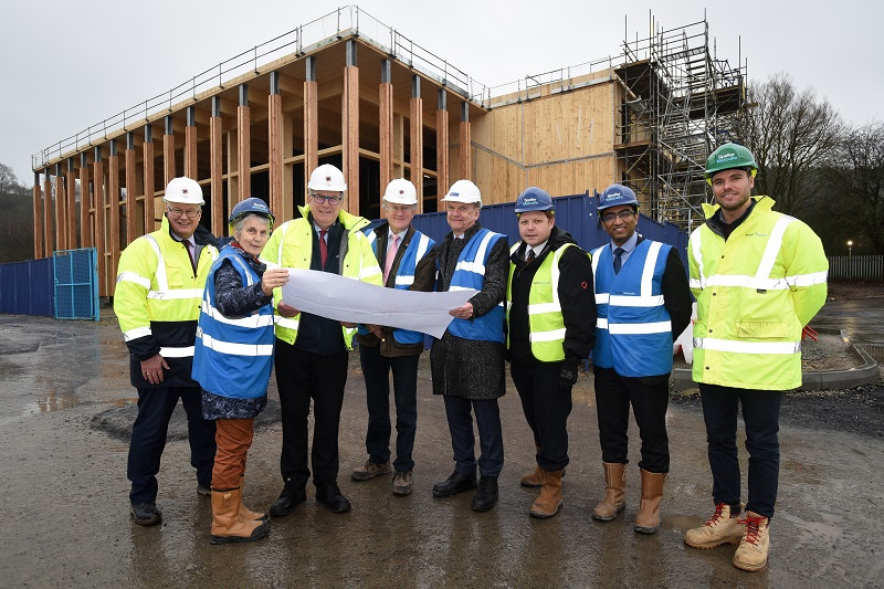 £9m cyber centre on track for 2020 opening