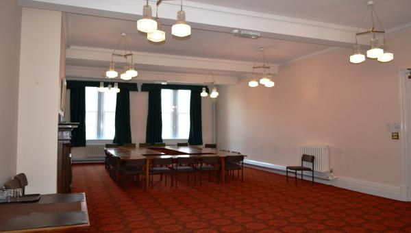 Committee Room 2 Shirehall