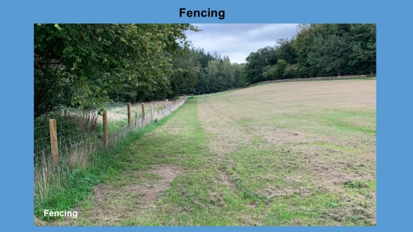 NFM fencing project