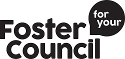 Foster for your council logo
