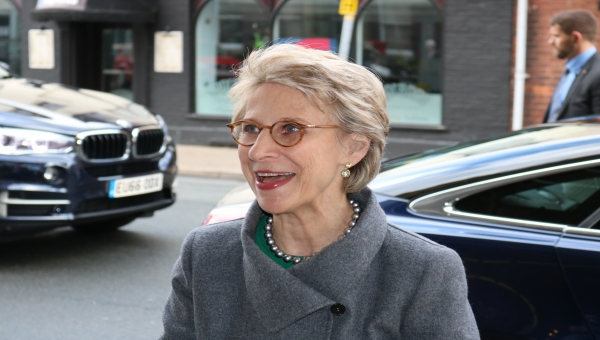 HRH The Duchess of Gloucester