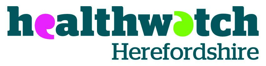 Healthwatch Herefordshire logo