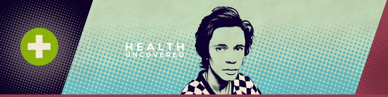 Health Uncovered banner