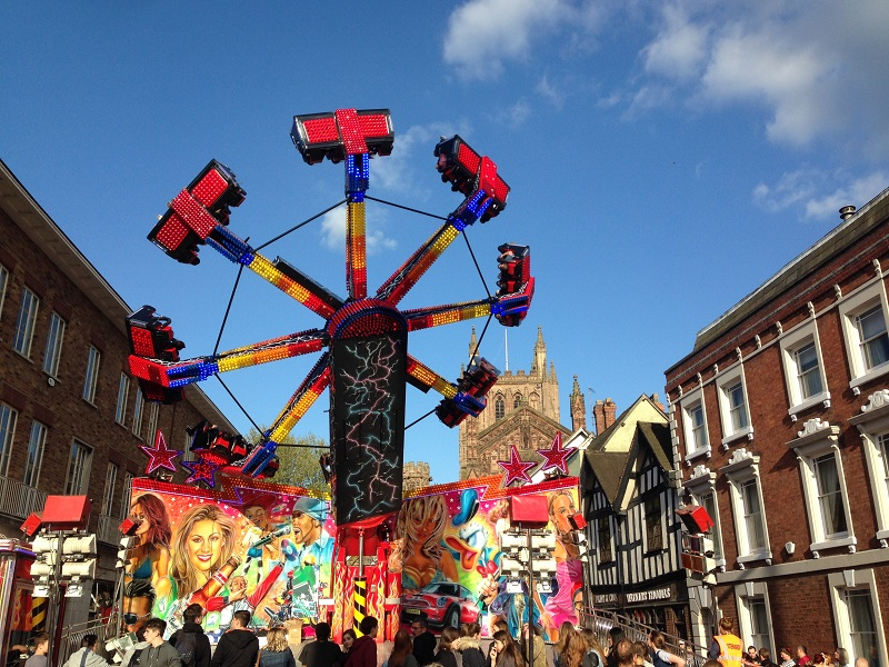May Fair returning to Hereford and Leominster