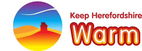 Keep Herefordshire Warm logo