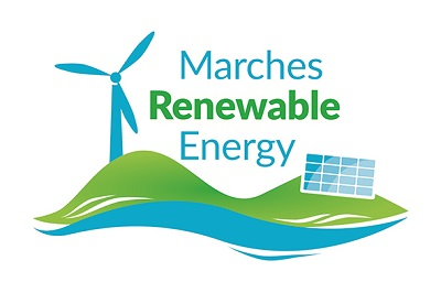Marches Renewable Energy project logo