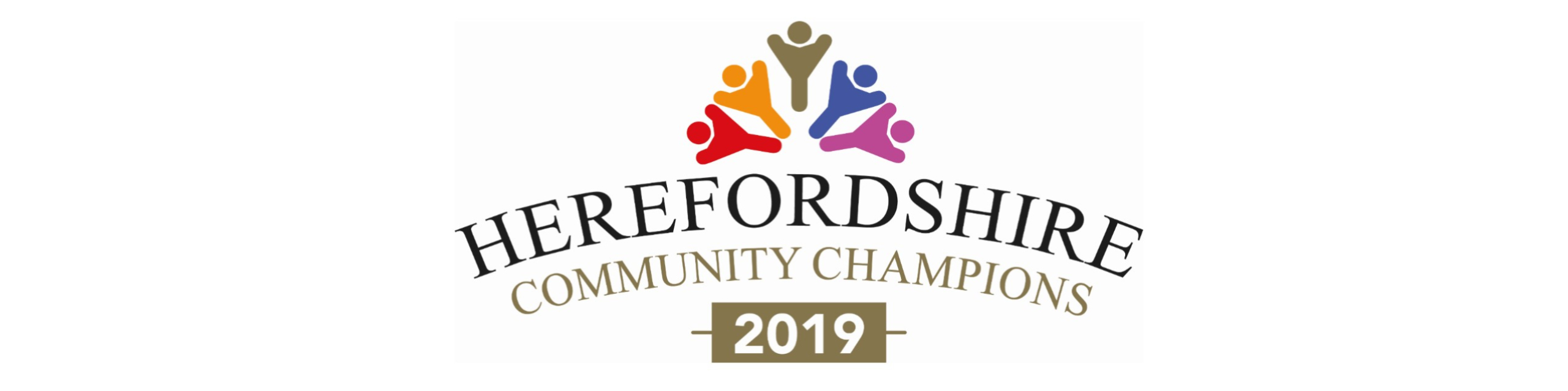 Newsroom banner for 2019 Community Champion awards