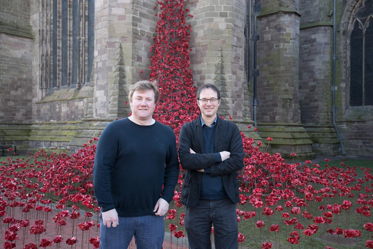 Poppies: Weeping Window (Paul Cummins and Tom Piper)