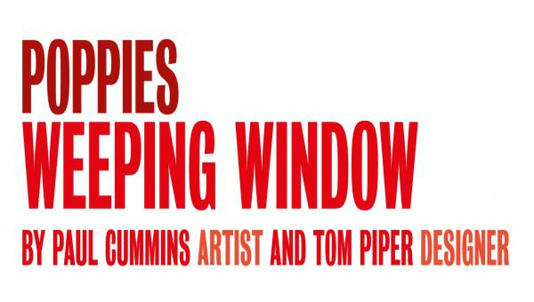 Poppies weeping window Logo