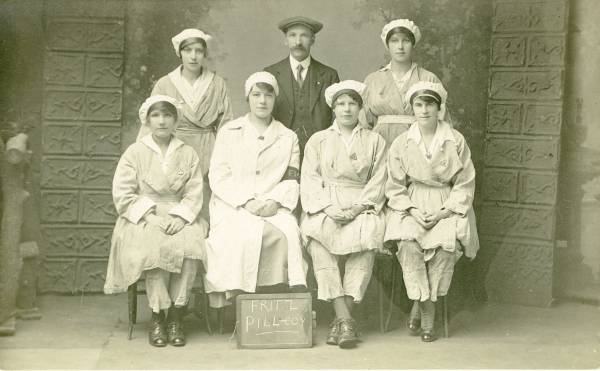 Rotherwas munitions workers