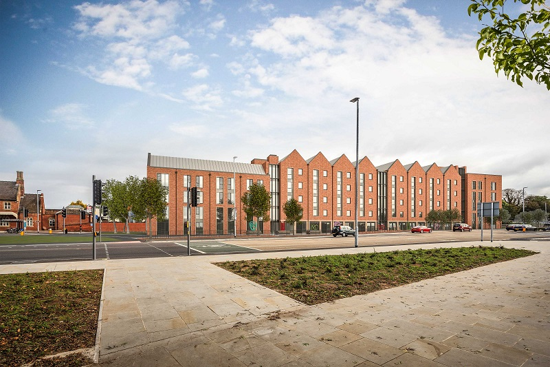 Green light for student accommodation