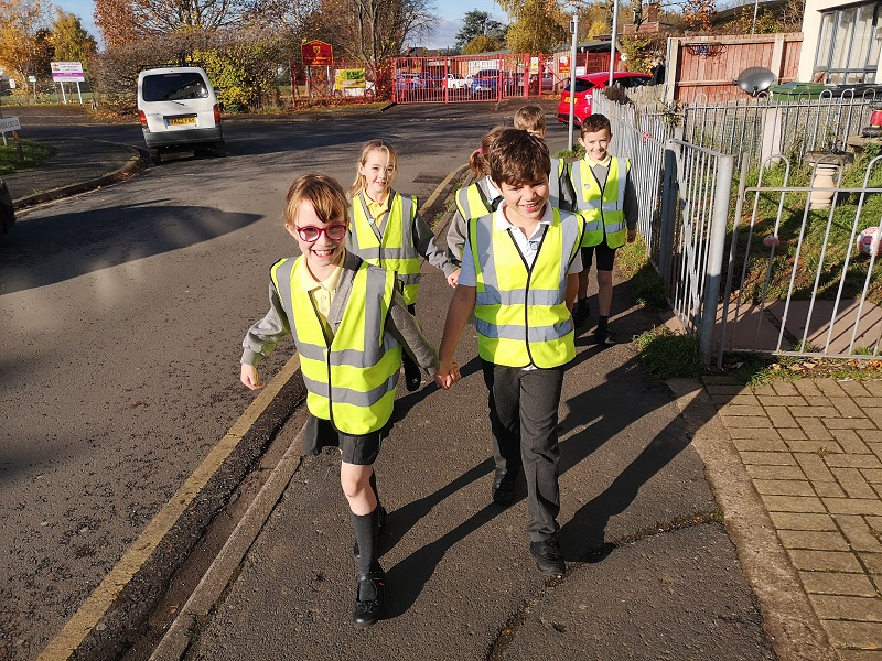 Herefordshire is supporting Road Safety Week