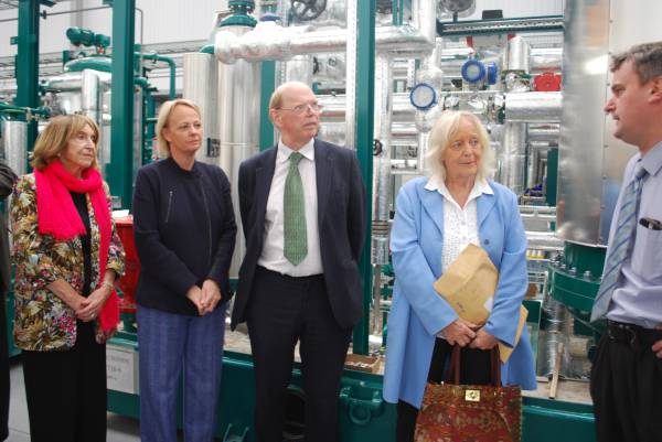 Photo of rural economy select committee visit to KGD Ltd