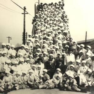 Workers of the Rotherwas Munitions factory