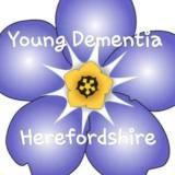 Young dementia hereford logo