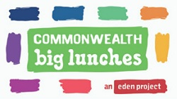 Commonwealth big lunches logo