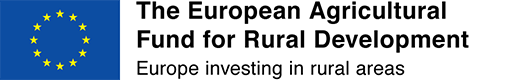 Image of logo for European agricultural fund for rural development