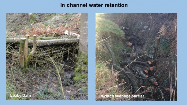 NFM In channel water retention project