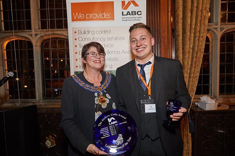 Labc trainee of the year 2016 jack pritchard