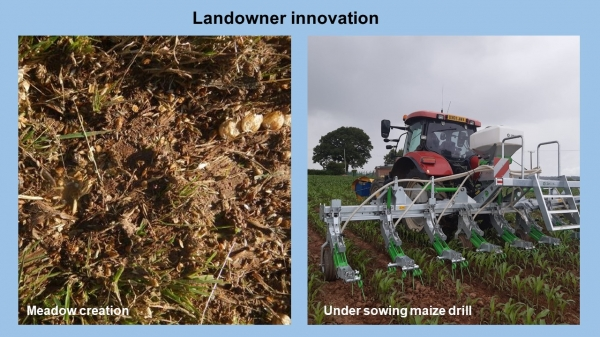 NFM Landowner innovation project