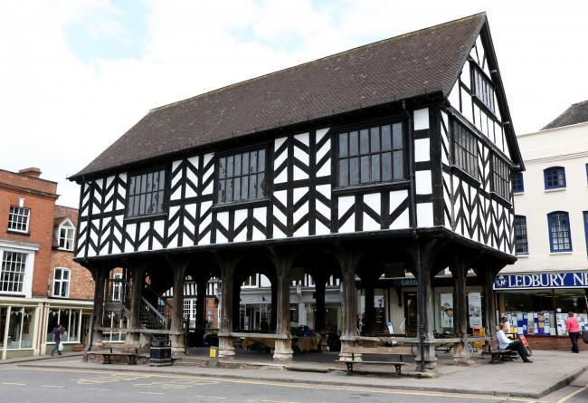 Picture of Ledbury market house