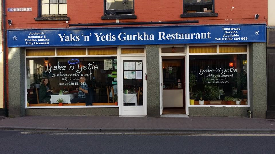 Photo of Yaks n Yetis shop front